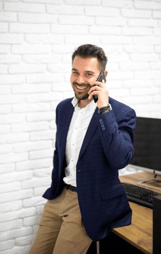 handsome-man-talking-phone 1