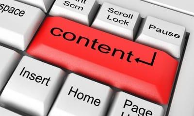 contenido en Internet