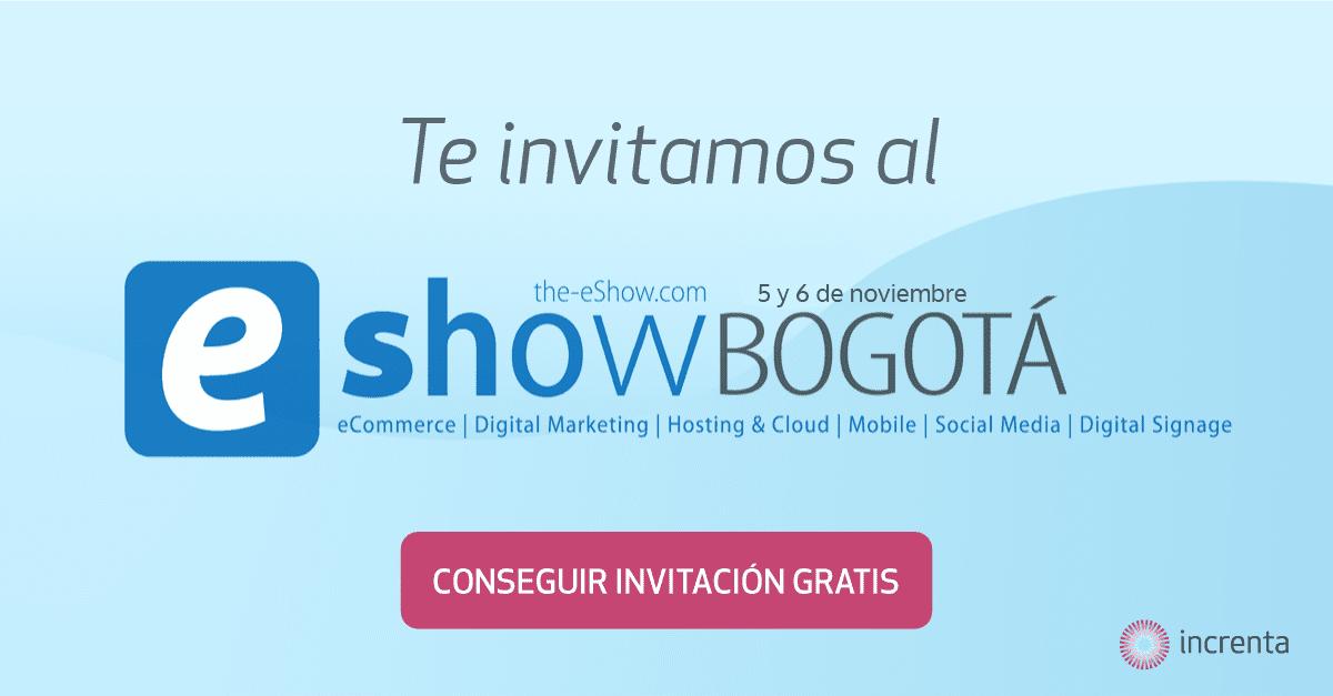 eShow Bogotá 2014