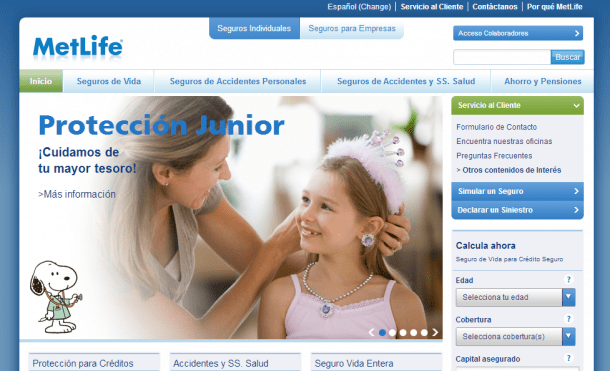 sector financiero online