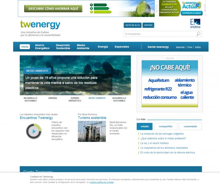 marketing de contenidos eficiencia energética